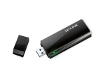 TP-Link Archer T4U adapter USB Wireless AC1200 2.4GHz, 5GHz