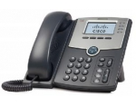 Cisco 4-Line IP Phone with Display, PoE and PC Port