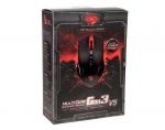 Žaidimų pelė A4Tech Bloody Gamming V5m USB Holelss Engine- Metal Feet