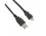 4World Kabelis USB 2.0 MICRO 5pin, AM / B MICRO 1.8m HQ, feritas