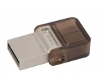 Kingston Flashdrive 64GB DT microDuo USB 3.0 micro&USB OTG
