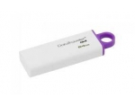 Kingston USB flash memory 64GB USB 3.0 DataTraveler I G4 - Violet
