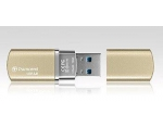 Transcend Jetflash 820G Luxury series USB3.0, 32GB, Gold
