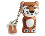 Atmintukas Emtec tigras 8GB, Jungle family collection