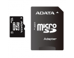 A-DATA 16GB microSDHC Card (Class 4) with 1 Adapter