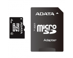 A-DATA 32GB microSDHC Card (Class 4) with 1 Adapter