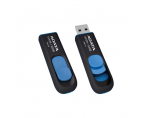 A-DATA DashDrive UV128 32GB Black+Blue USB 3.0 Flash Drive