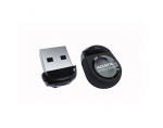 A-DATA Miniature AUD310 32GB Black USB 2.0 Flash Drive