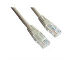"Gembird Patch cord cat. 5E molded strain relief 50u"" plugs"